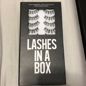 Lashes in a box style #17